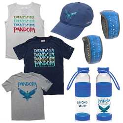 Opening Day merchandise for Pandora - The World of Avatar