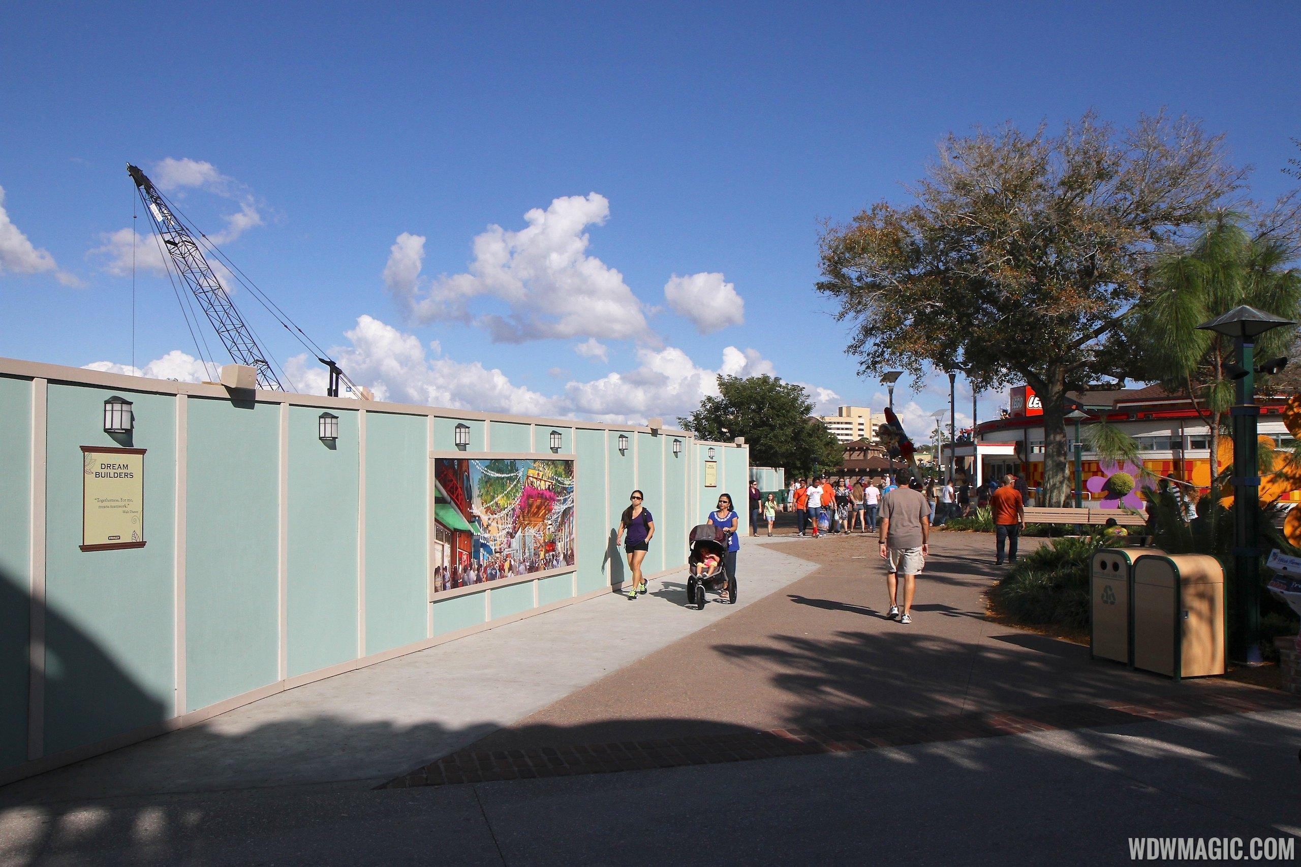 Marketplace Causeway construction