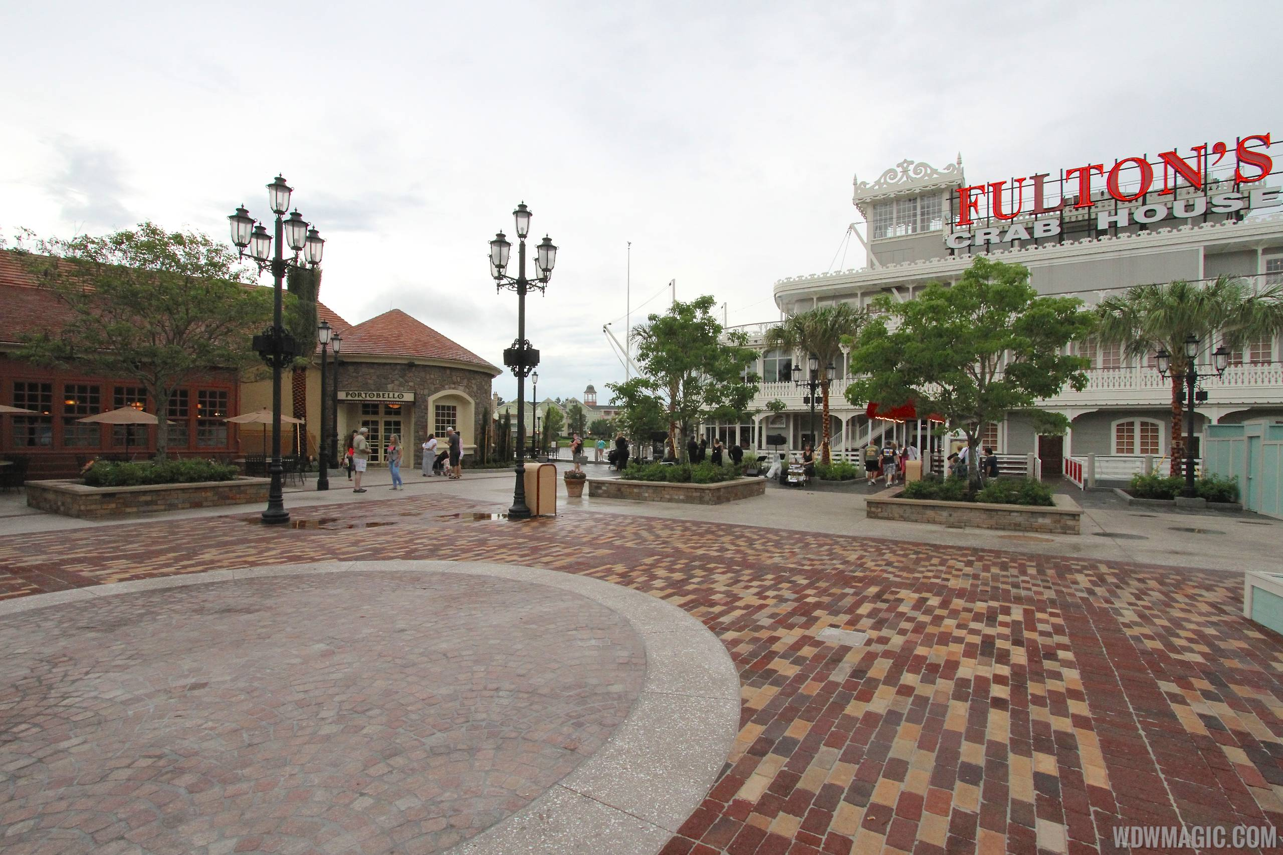 Disney Springs look comes to the Lilly pad