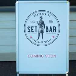 Set the Bar and Sublime kiosks