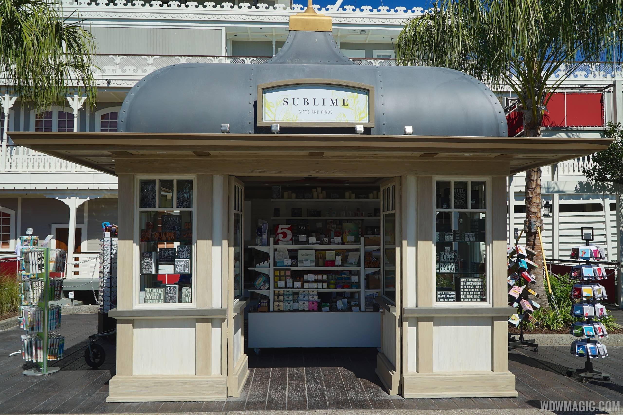 Sublime at Disney Springs