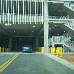 Disney Springs West Side Parking Garage opening day