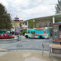 Food Truck Park opening