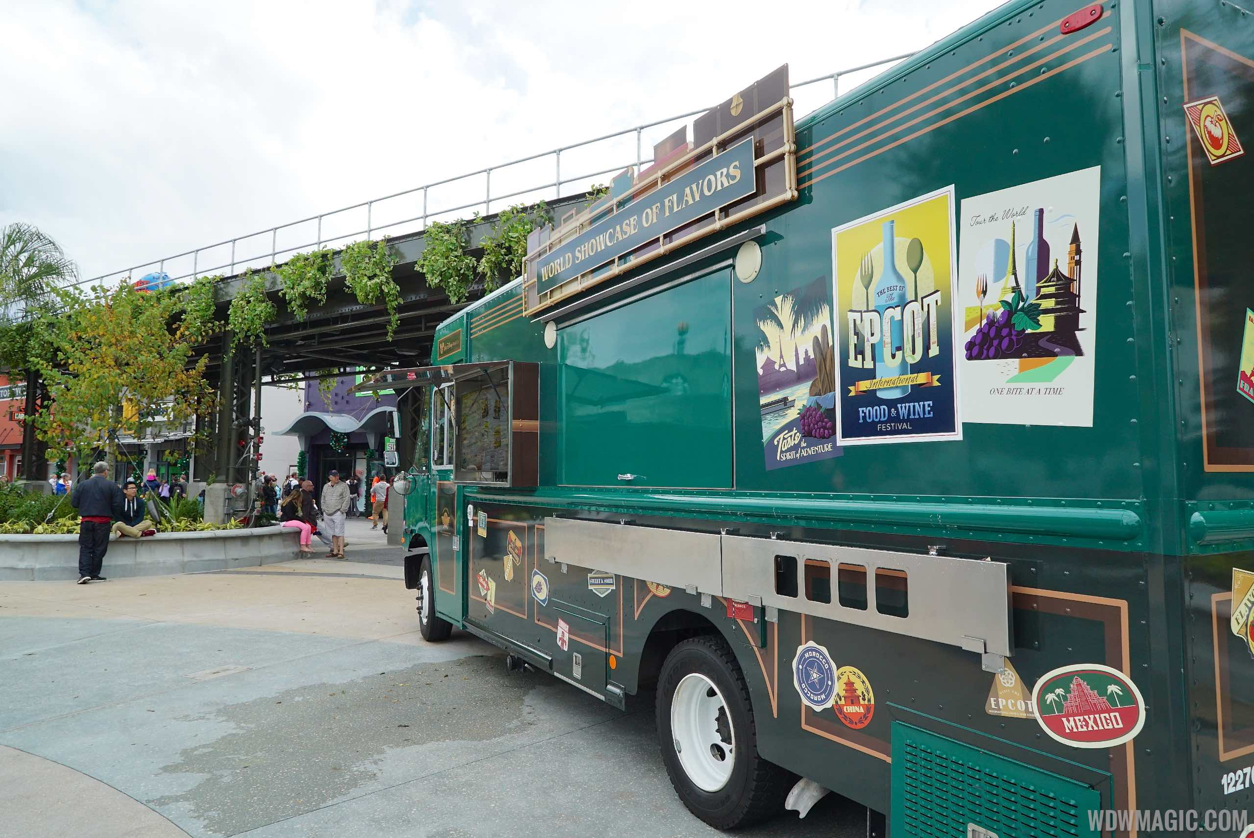 Food Truck Park Disney Springs
