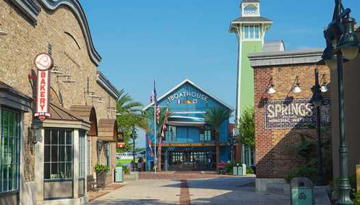 Pearl Factory at Disney Springs becomes the first casualty of the COVID-19 shutdown