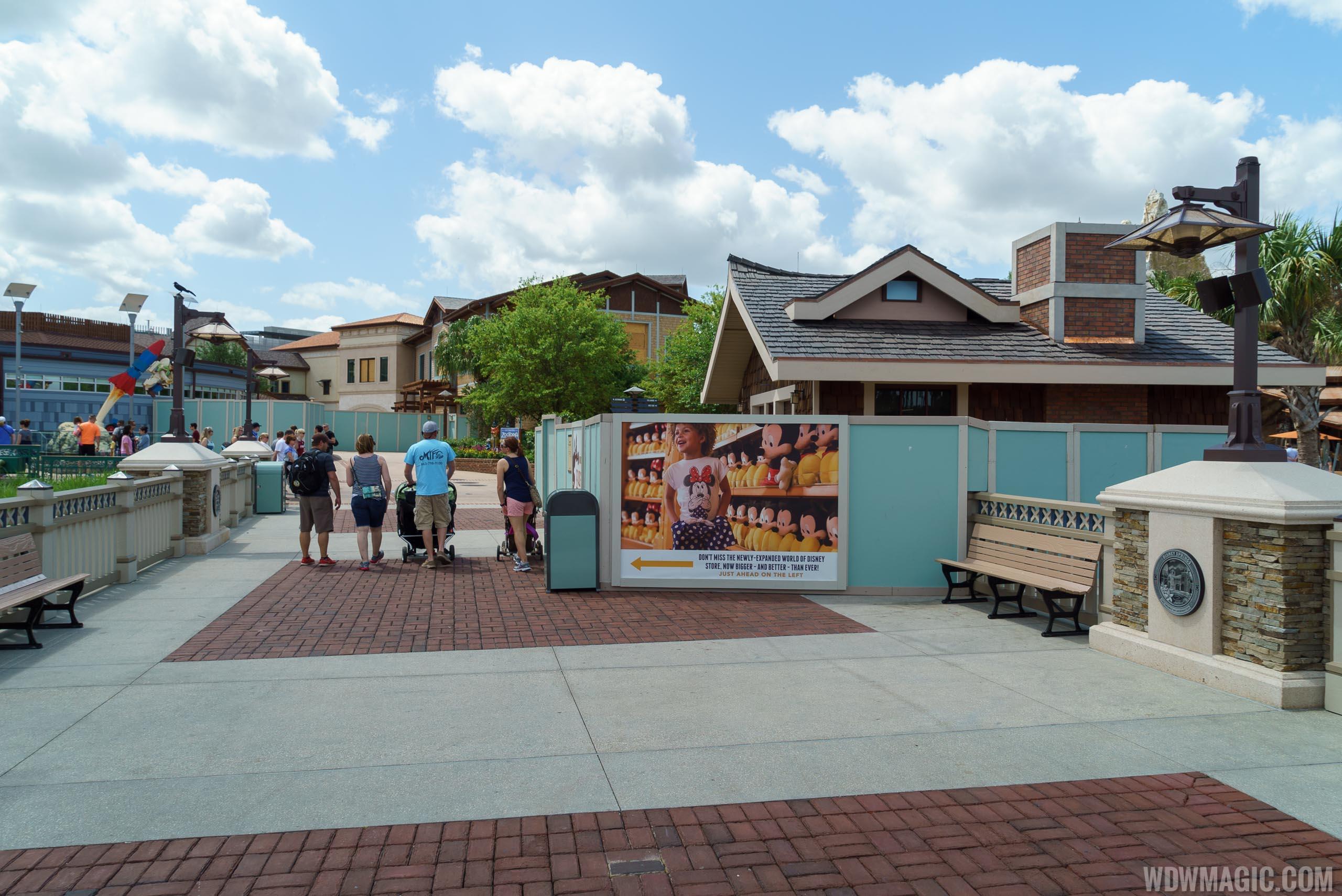B.B. Wolf's Sausage Co. on the Marketplace causeway