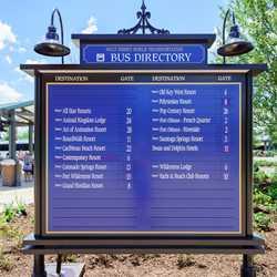 Disney Springs Bus Loop