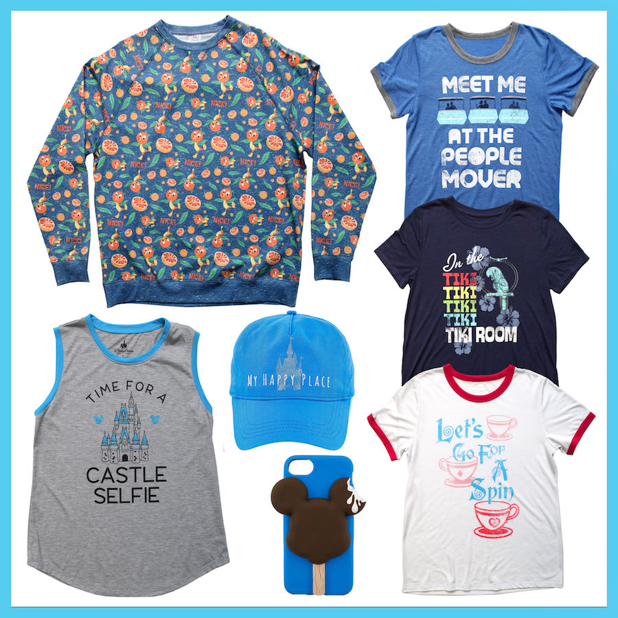 DisneyStyle store merchandise