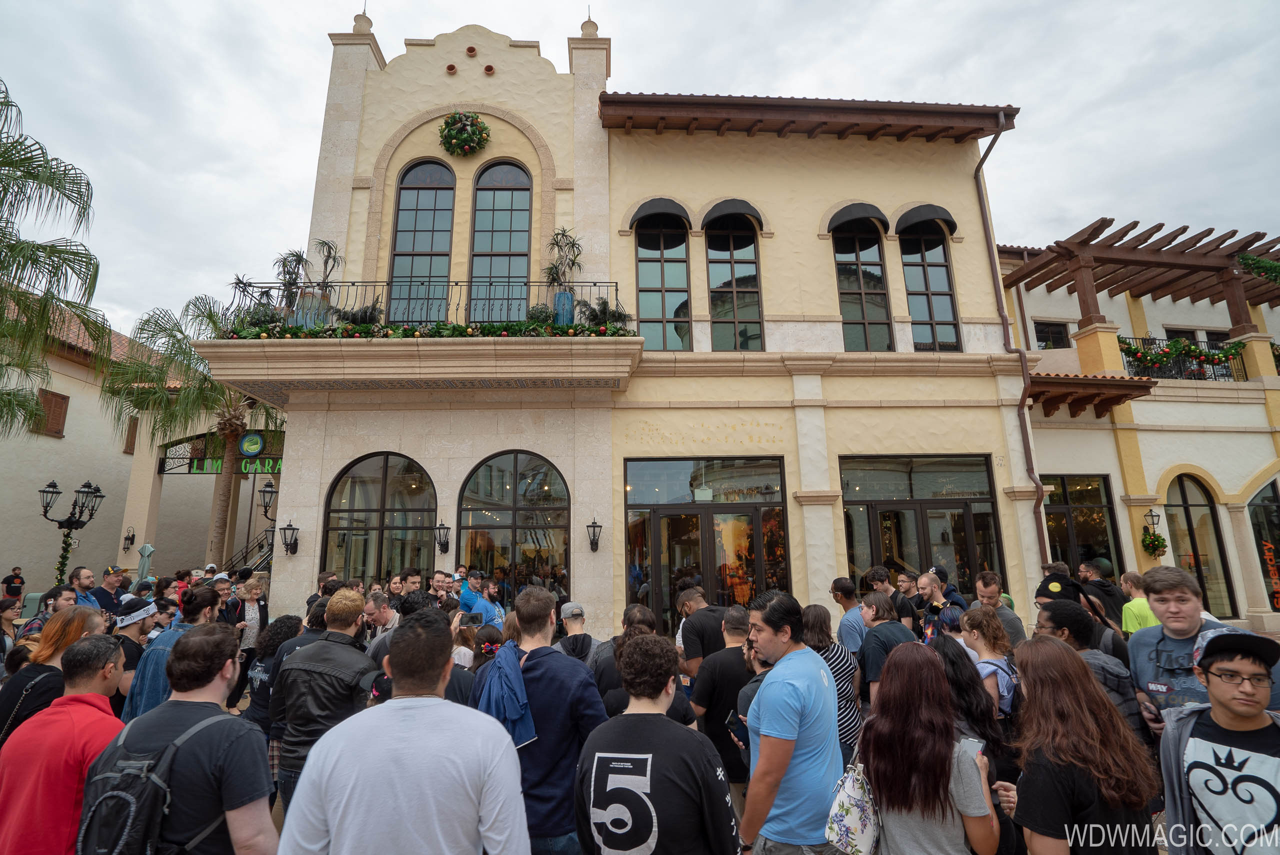 Kingdom Hearts III preview at Disney Springs