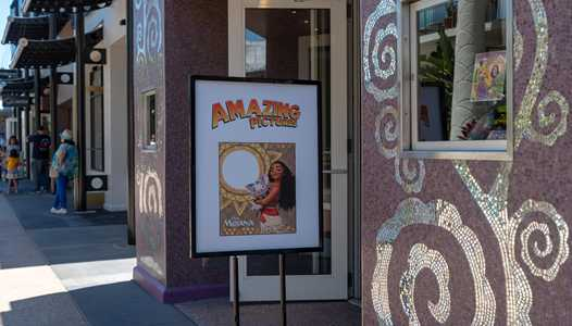 PHOTOS - Amazing Photos temporary pop-up store takes over former Something Silver space at Disney Springs