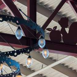 Additional decor added to Disney Springs Summer 2019