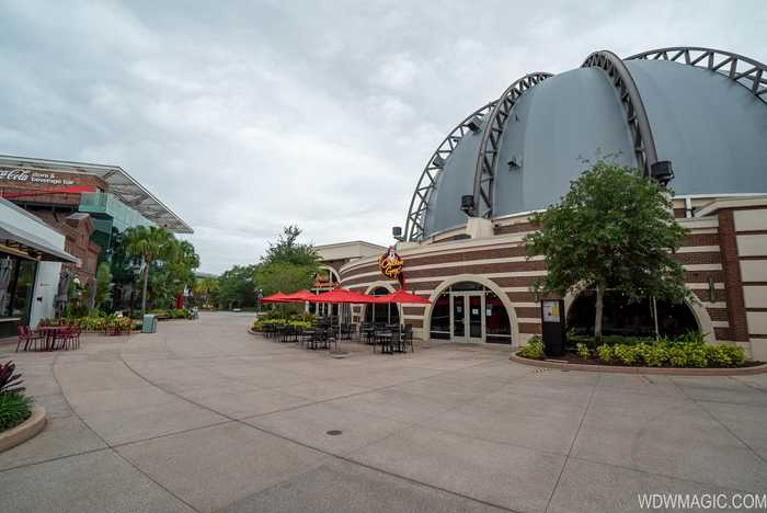 Once Upon A Toy reopening and Disney Springs walk around