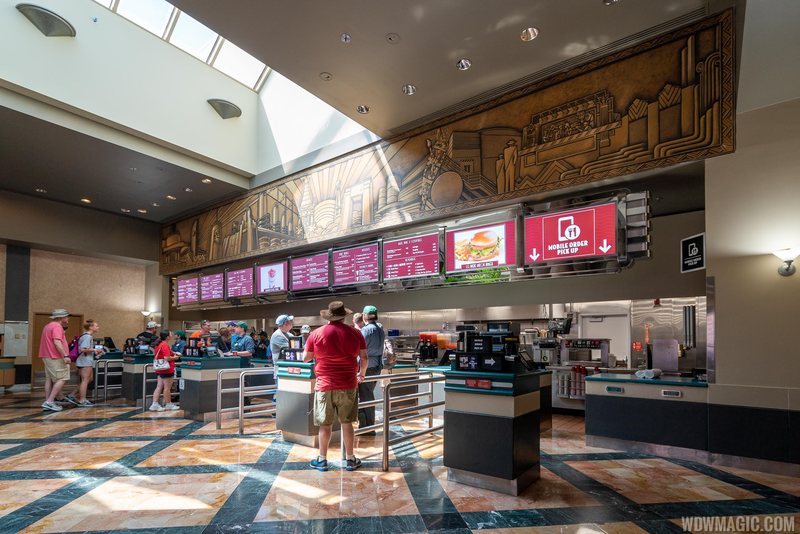 ABC Commissary 2019 refurbishment