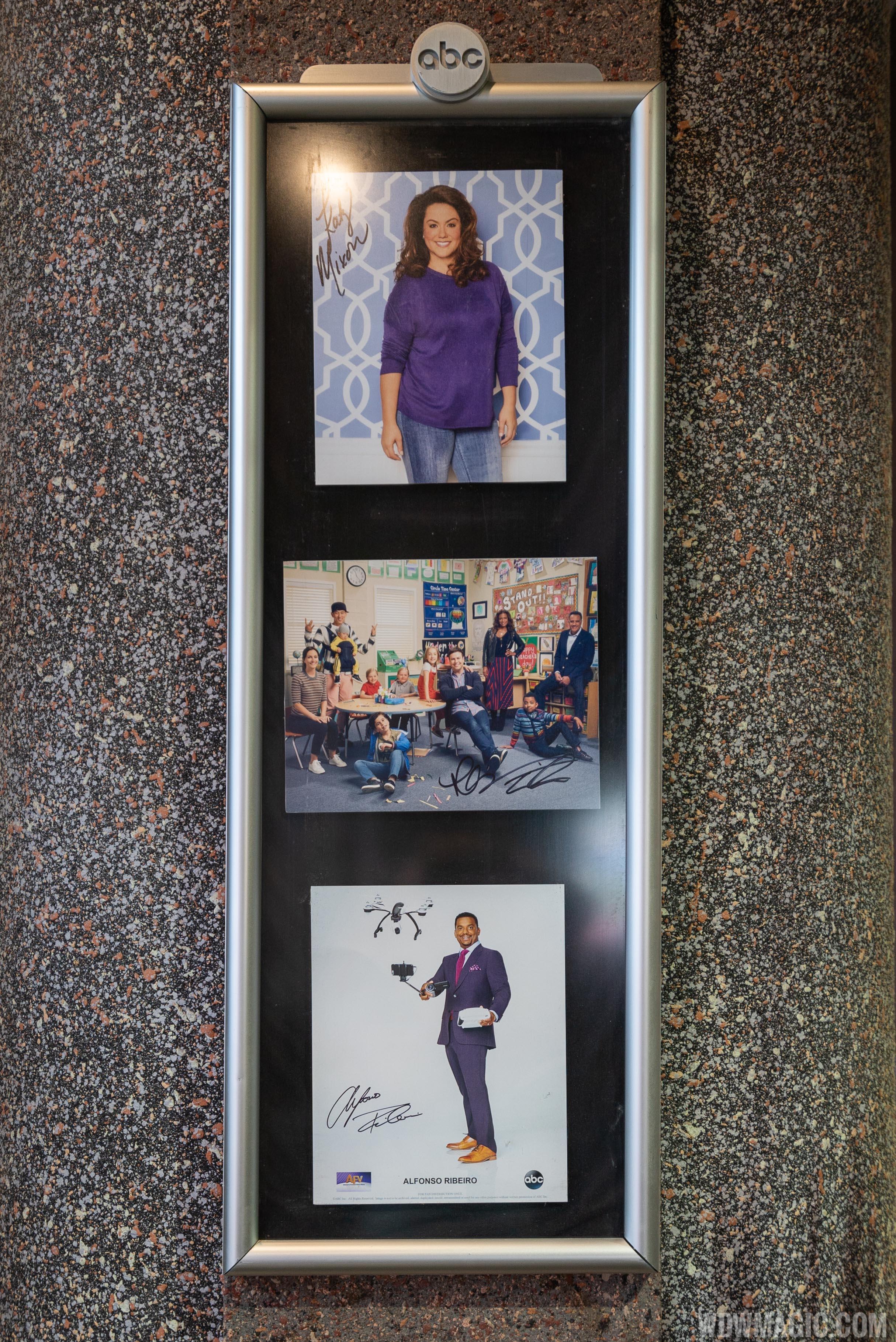 ABC Commissary Celebrity Autographs - November 2019