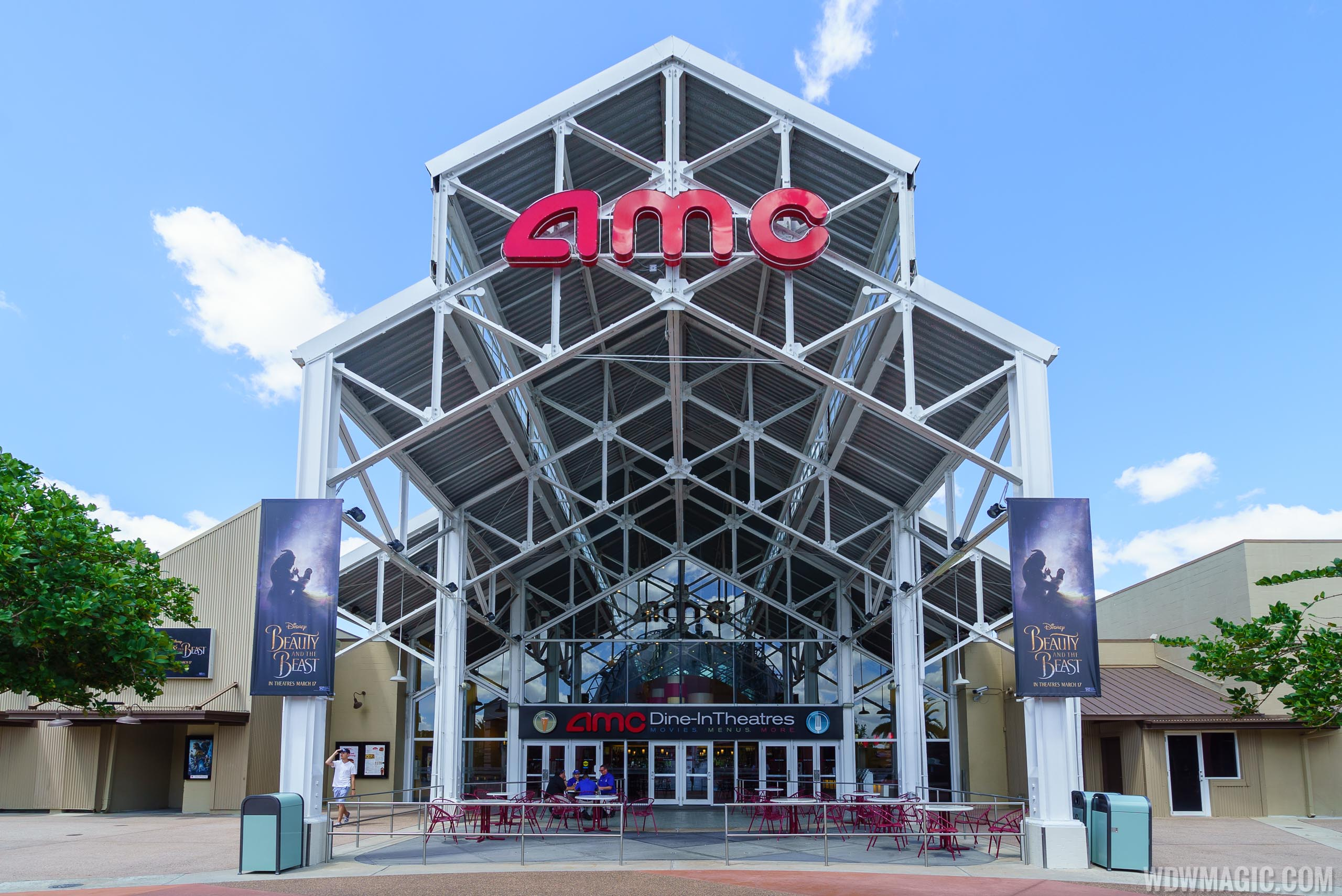 AMC Disney Springs 24 Dine-In Theatres overview