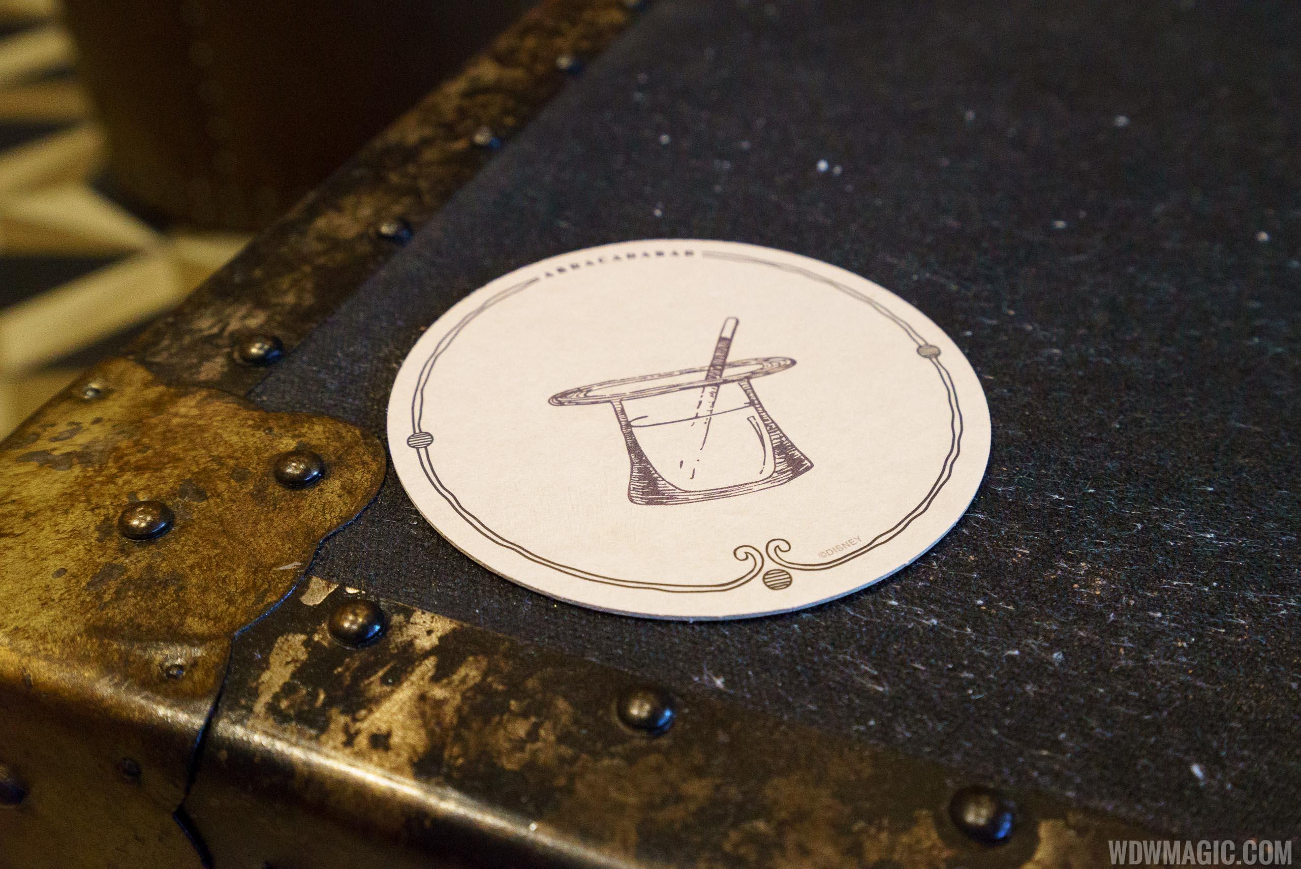 AbracadaBAR coaster