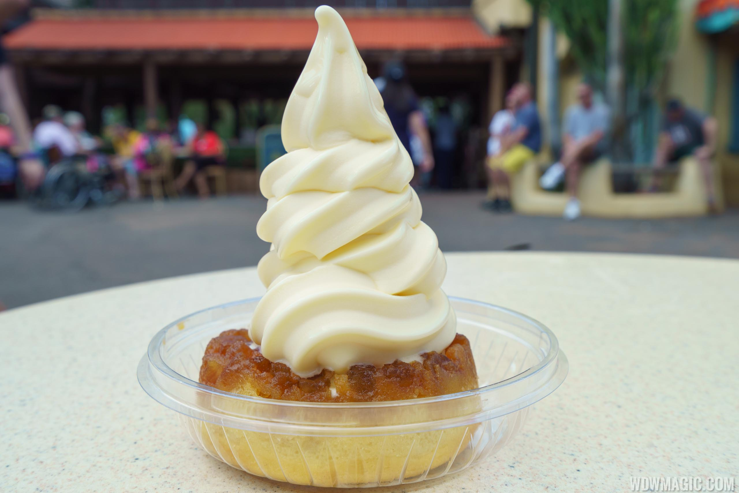 Dole Whip Pineapple Upside Down Cake