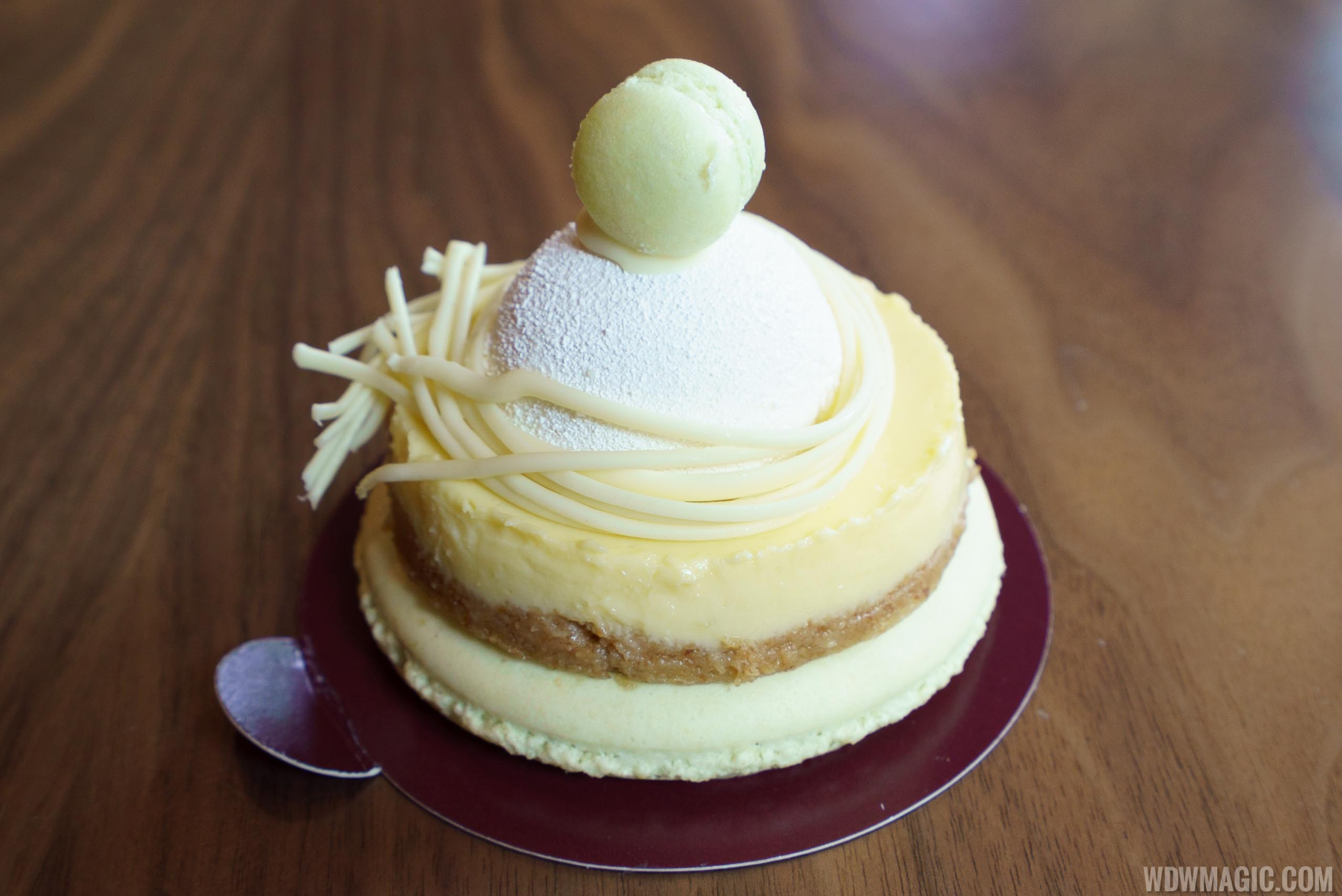 Amorette's Patisserie - Sunset on Mile Marker 0: Key Lime Meringue