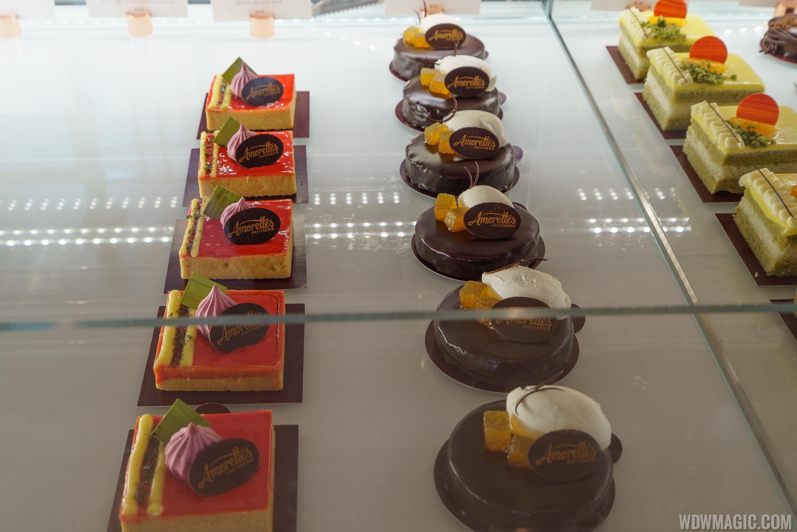 Amorette's Patisserie - Cakes