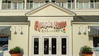 Amazing Pictures now closed to begin construction of Ample Hills Disney Springs
