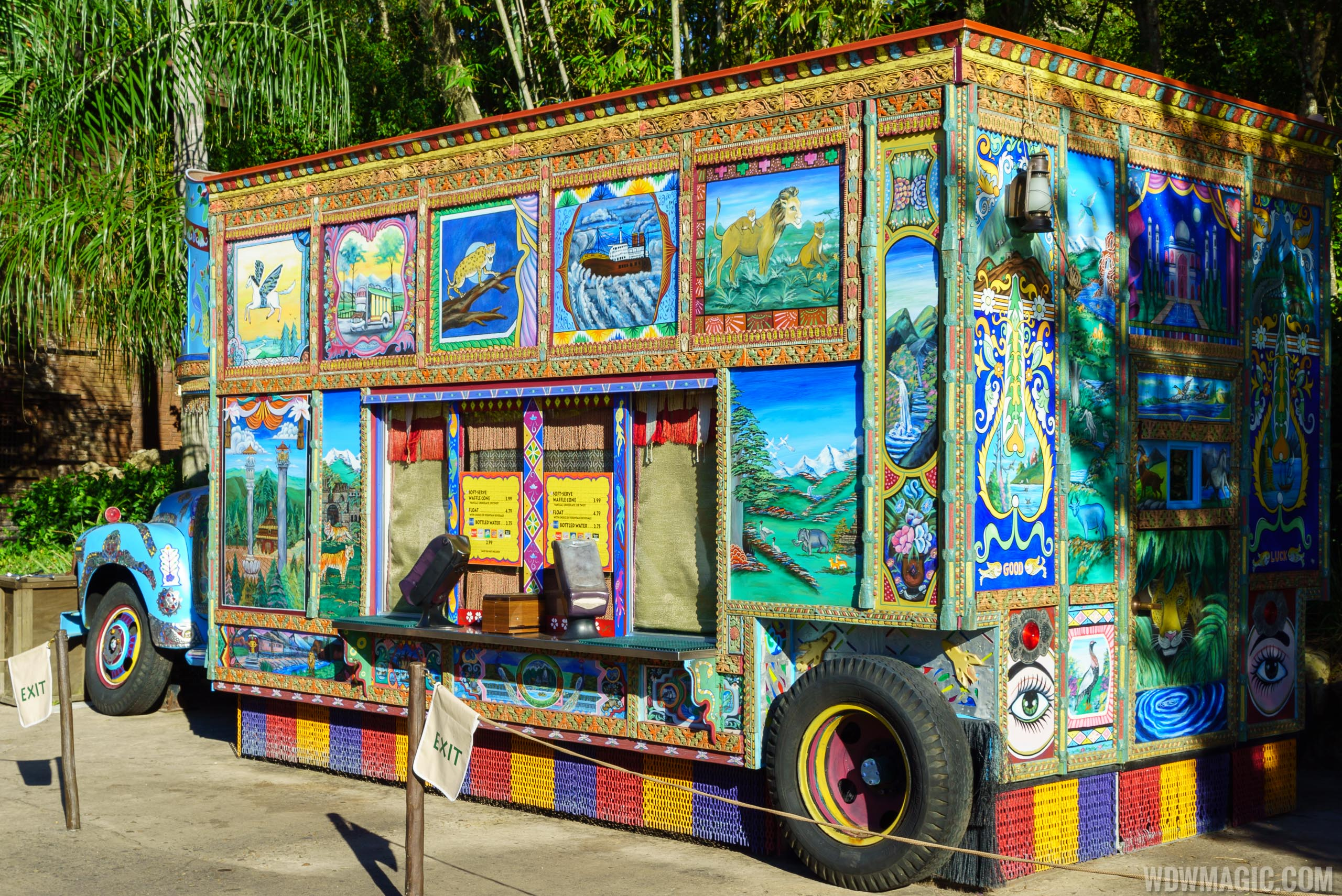 Anandapur Ice Cream Truck overview