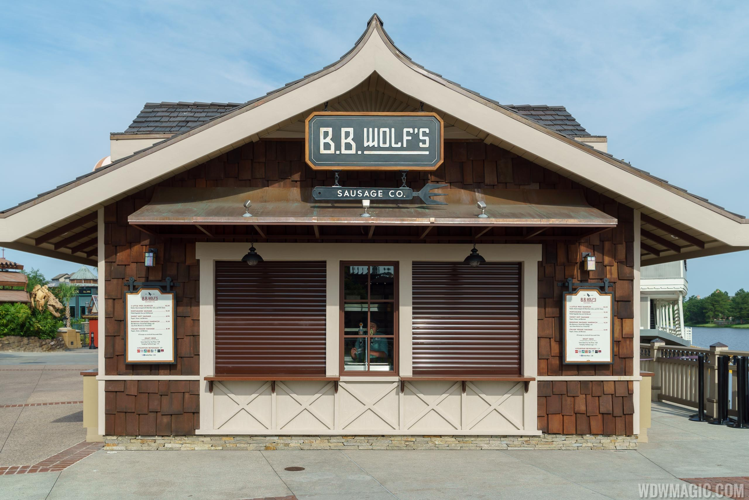 B.B. Wolf's Sausage Co. overview
