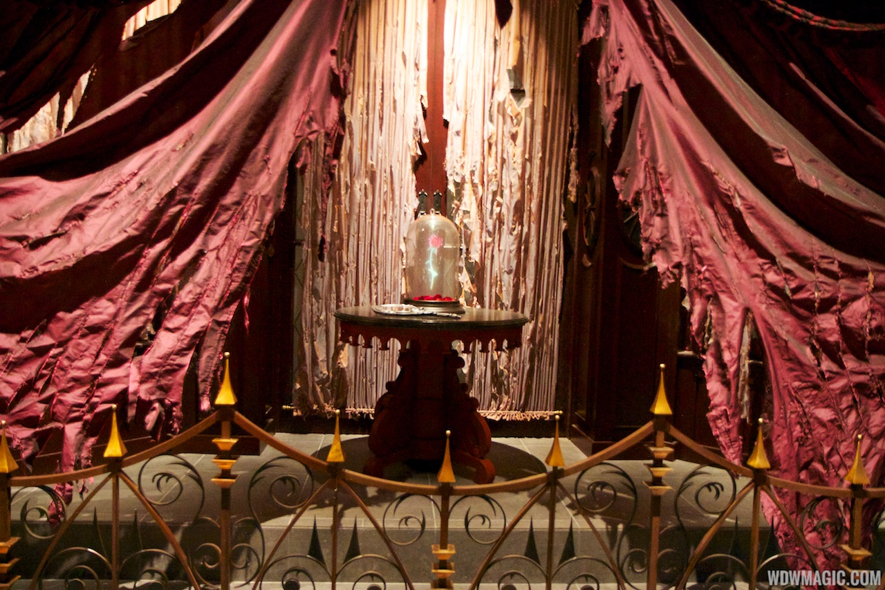 be our guest dining rooms | Inside Be Our Guest Restaurant dining rooms - Photo 13 of 19