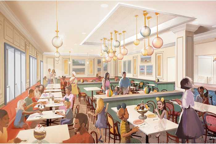 New look Beaches and Cream