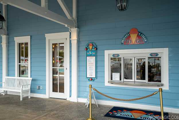 New Beaches and Cream