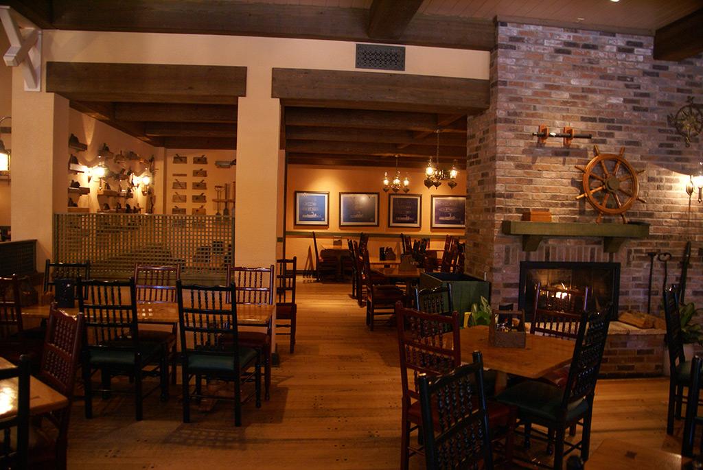 Boatwright's Dining Hall