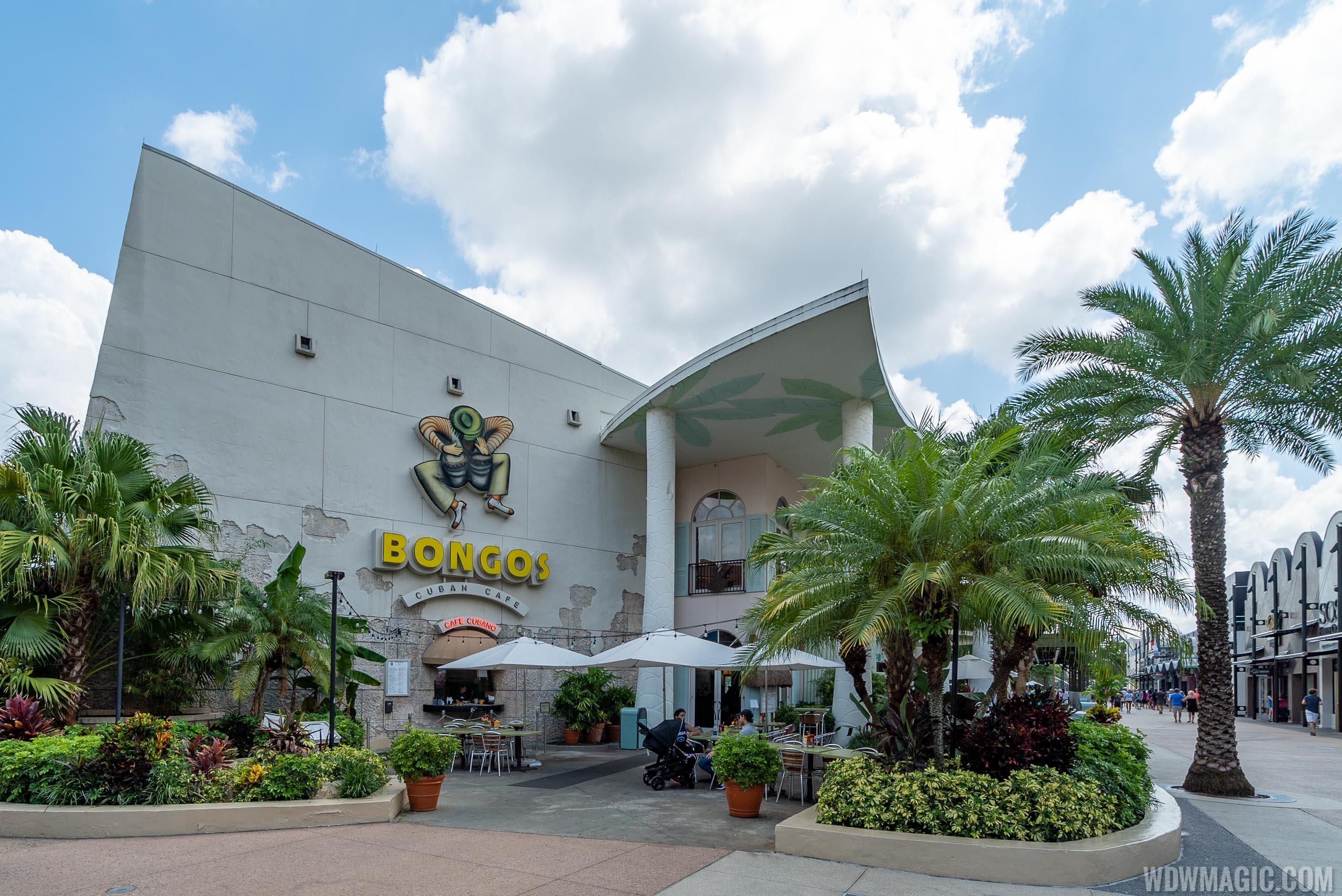 Bongo's Cuban Cafe