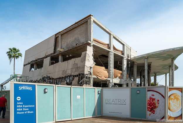 Bongo's Demolition - November 2019
