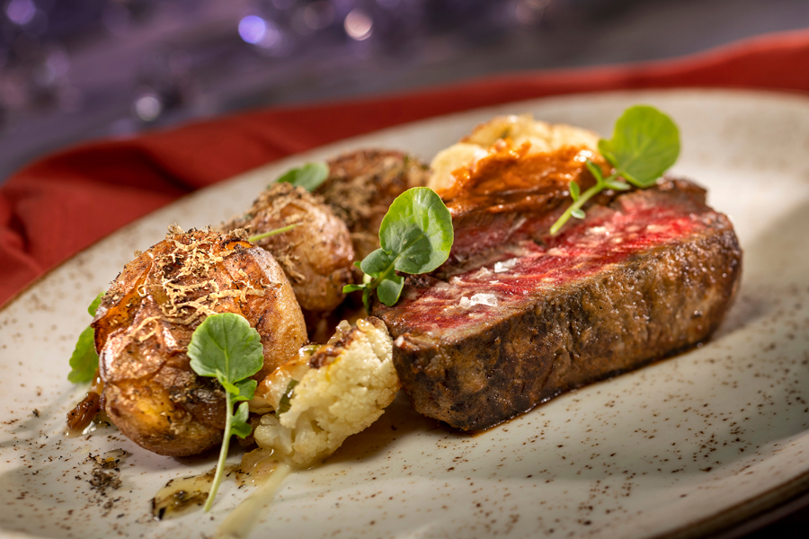 California Grill to open with new 50th anniversary celebration prix fixe menu from October 3