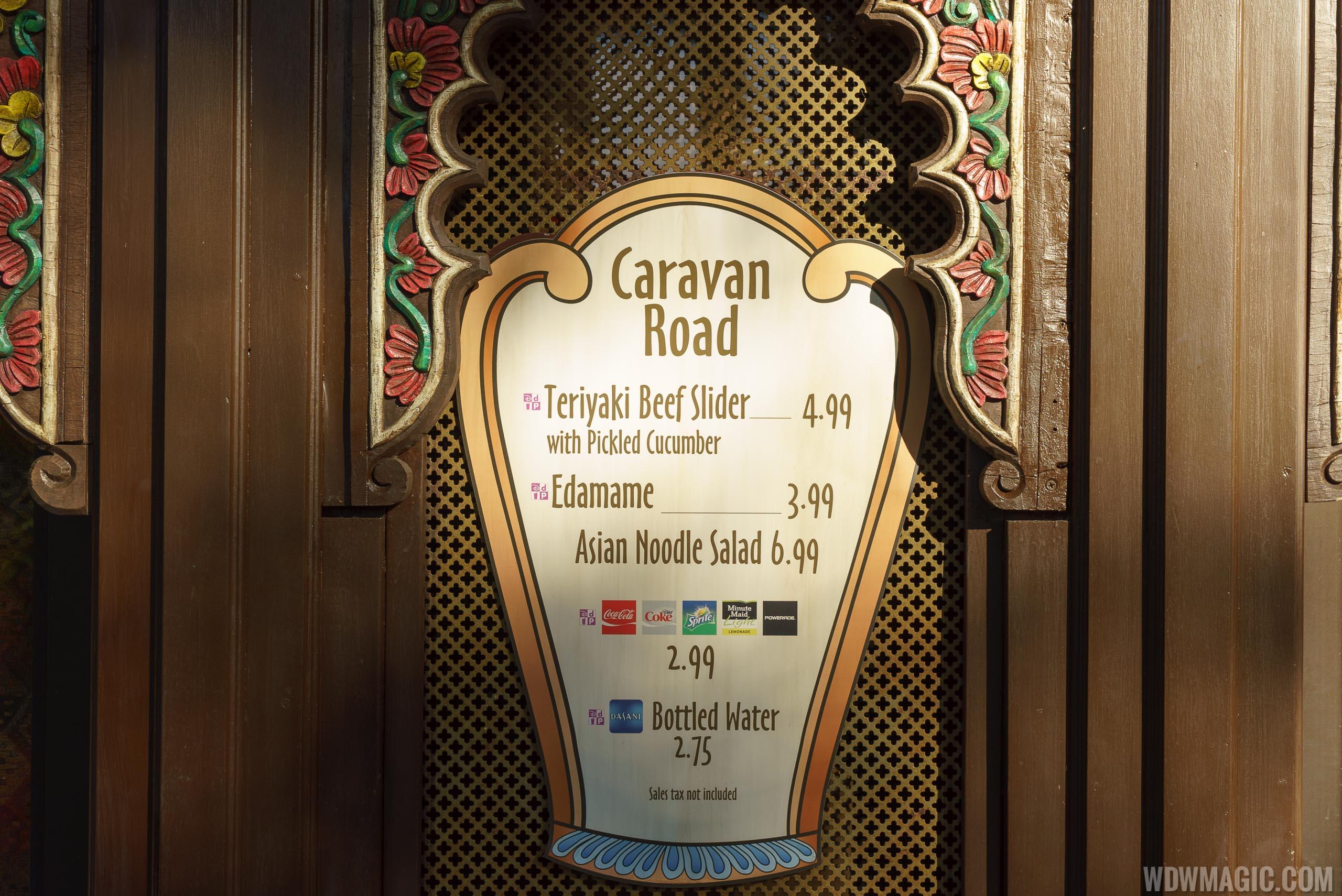 Caravan Road overview