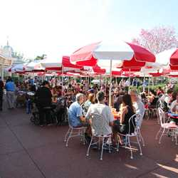 Casey's Corner expanded outdoor seating