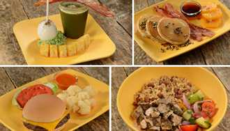 PHOTOS - First look at Centertown Market menu items coming soon to Disney's Caribbean Beach Resort