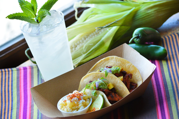 Choza de Margarita Tacos al Pastor