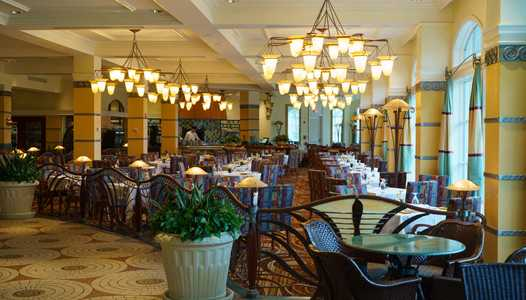 Citricos at Disney's Grand Floridian Resort to undergo refurbishments