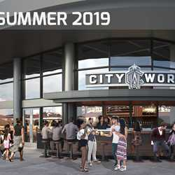 City Works Eatery and Pour House concept art