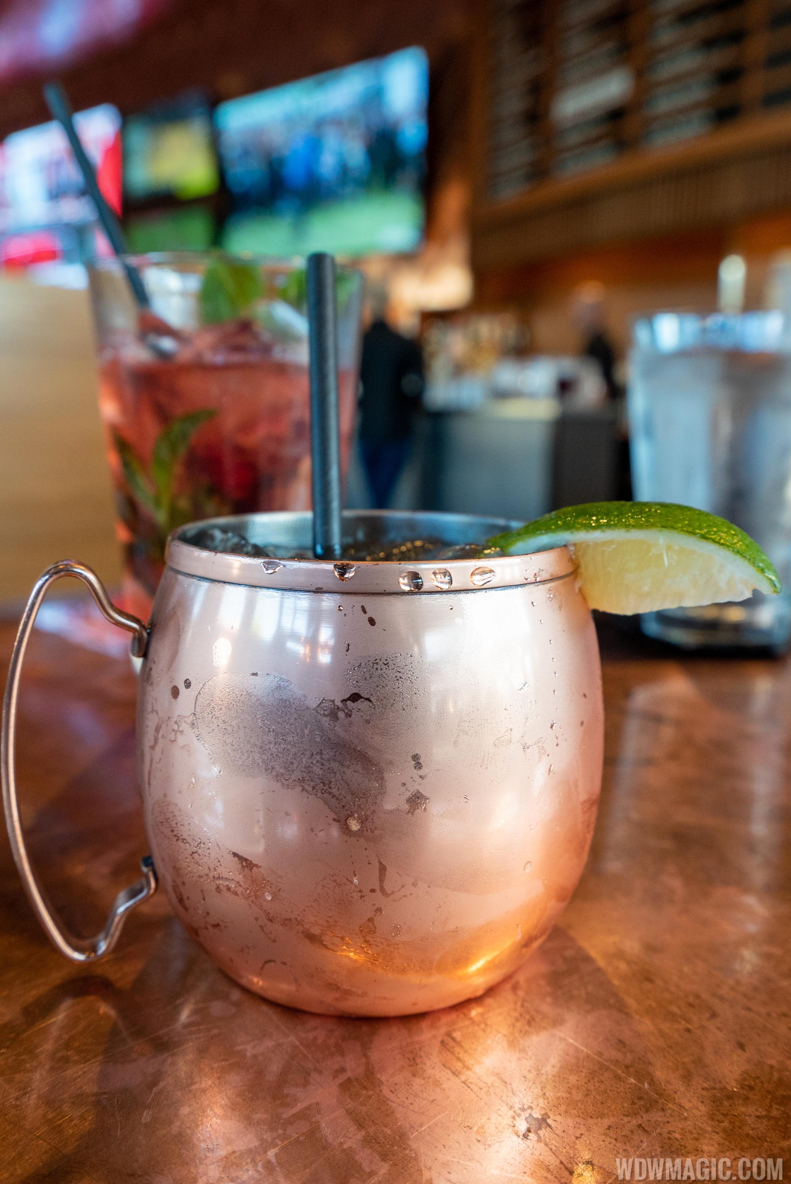 City Works Eatery and Pour House Disney Springs - Mule