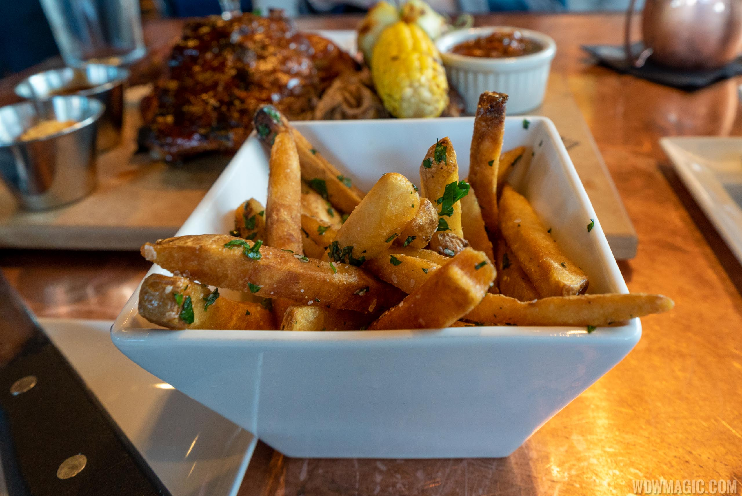 City Works Eatery and Pour House Disney Springs - Fries
