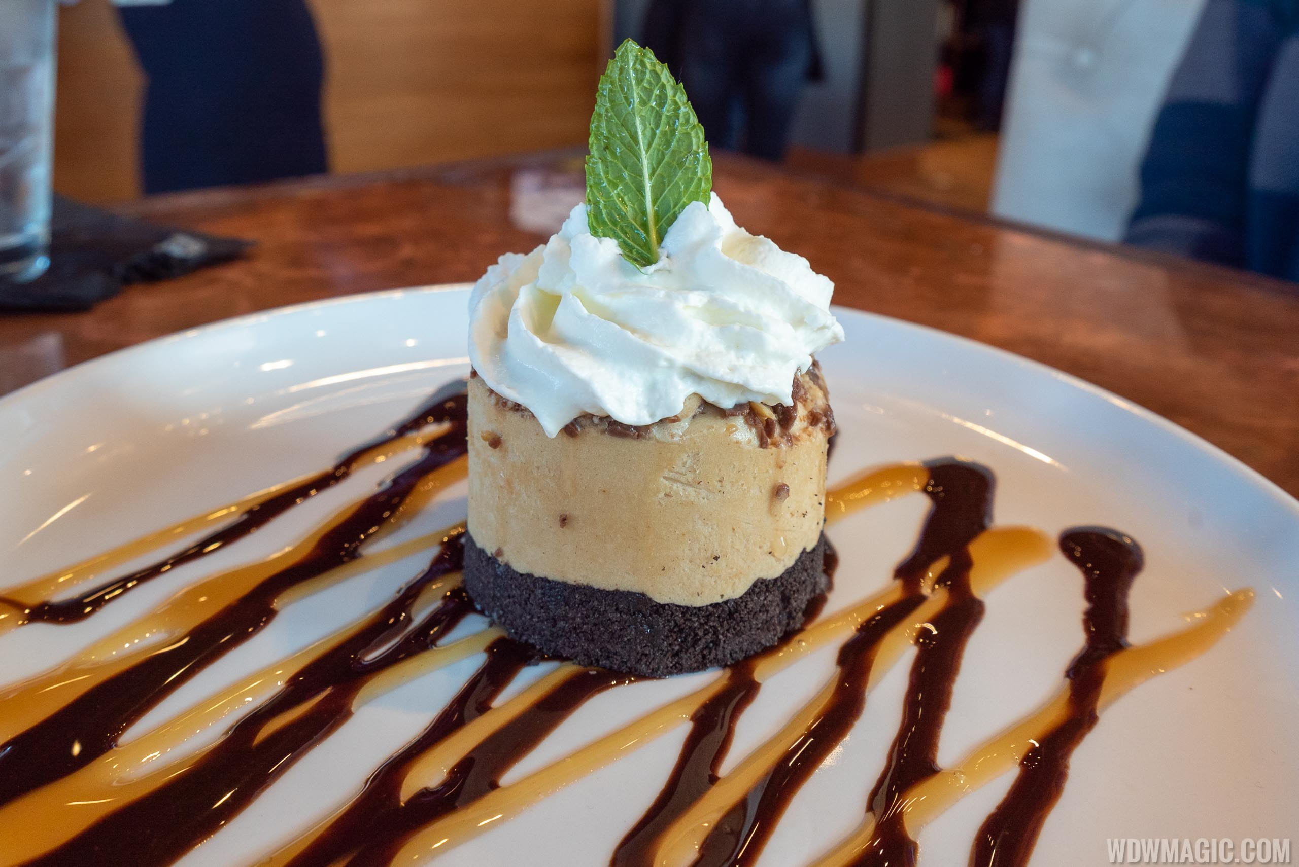 City Works Eatery and Pour House Disney Springs - Peanut Butter Snickers Pie