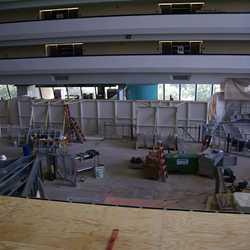 Contempo Cafe construction photos