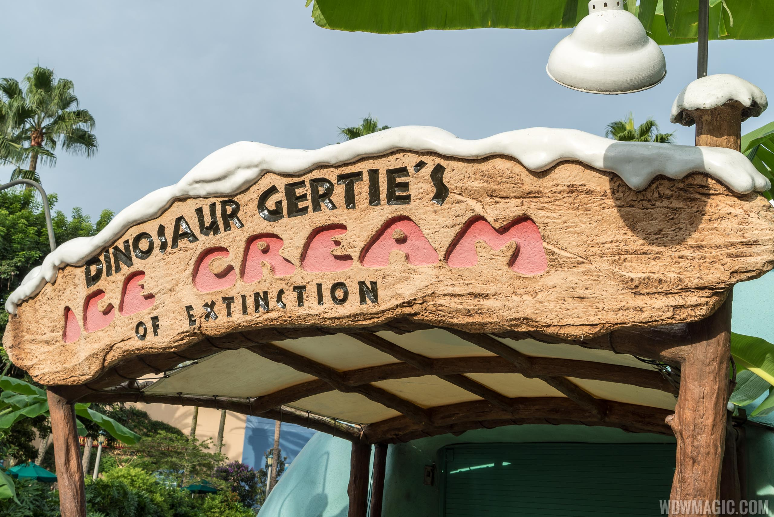 Dinosaur Gerties Ice Cream of Extinction overview