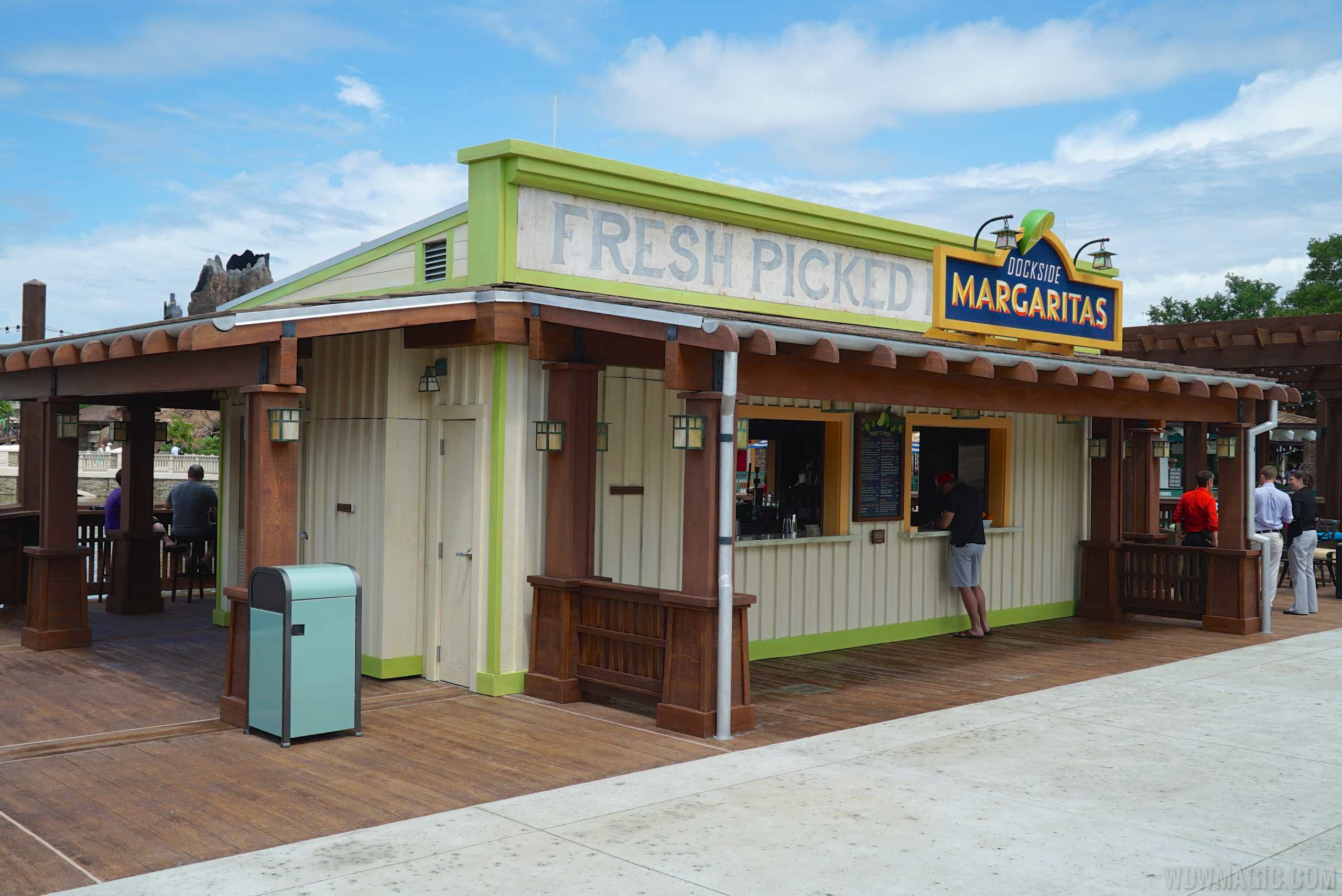 Dockside Margaritas - Overview