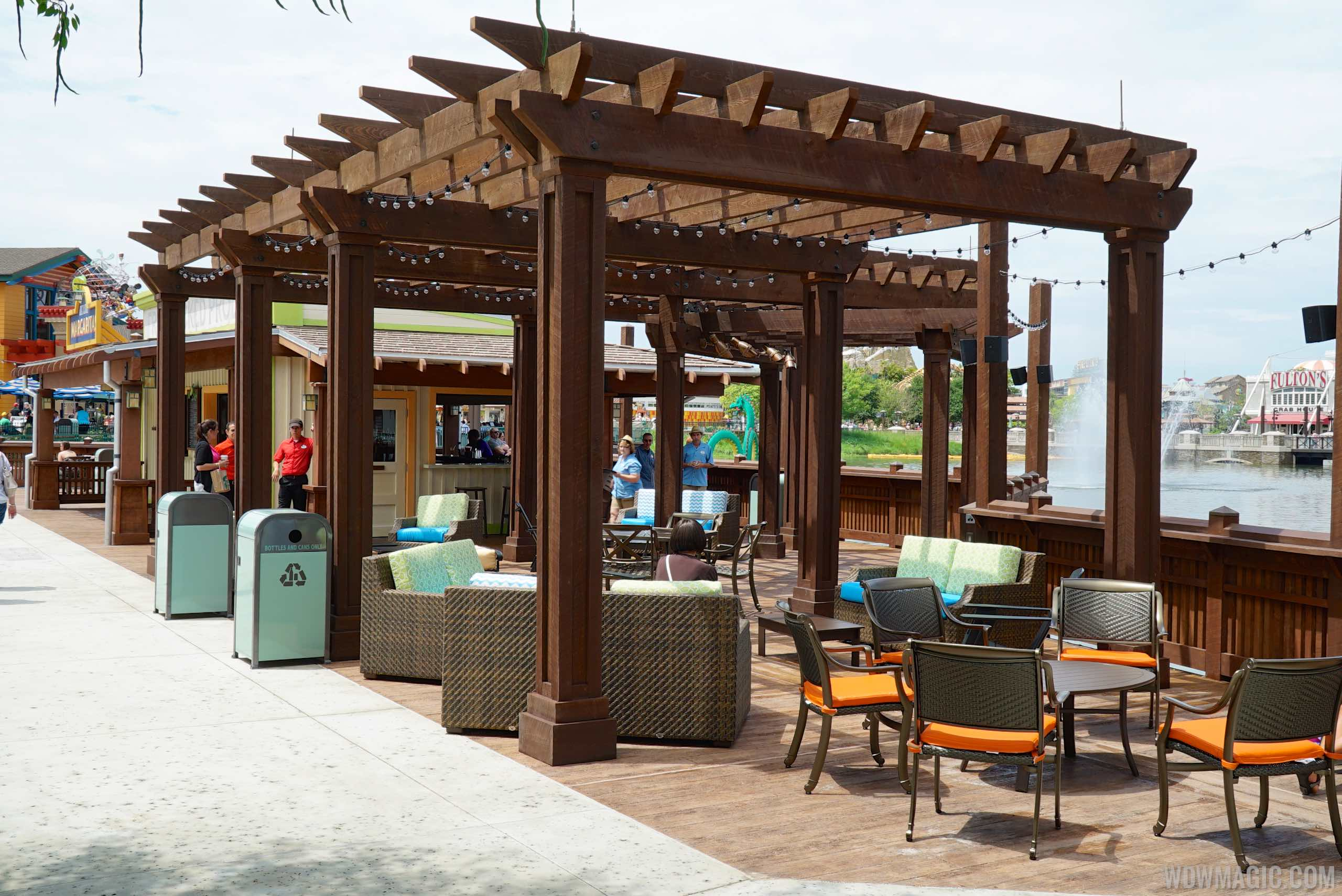 Dockside Margaritas opened in 2015 in the Marketplace