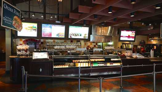 Earl of Sandwich at Disney Springs wins the 2019 TripAdvisor Travelers' Choice Award for Fast Casual Restaurants