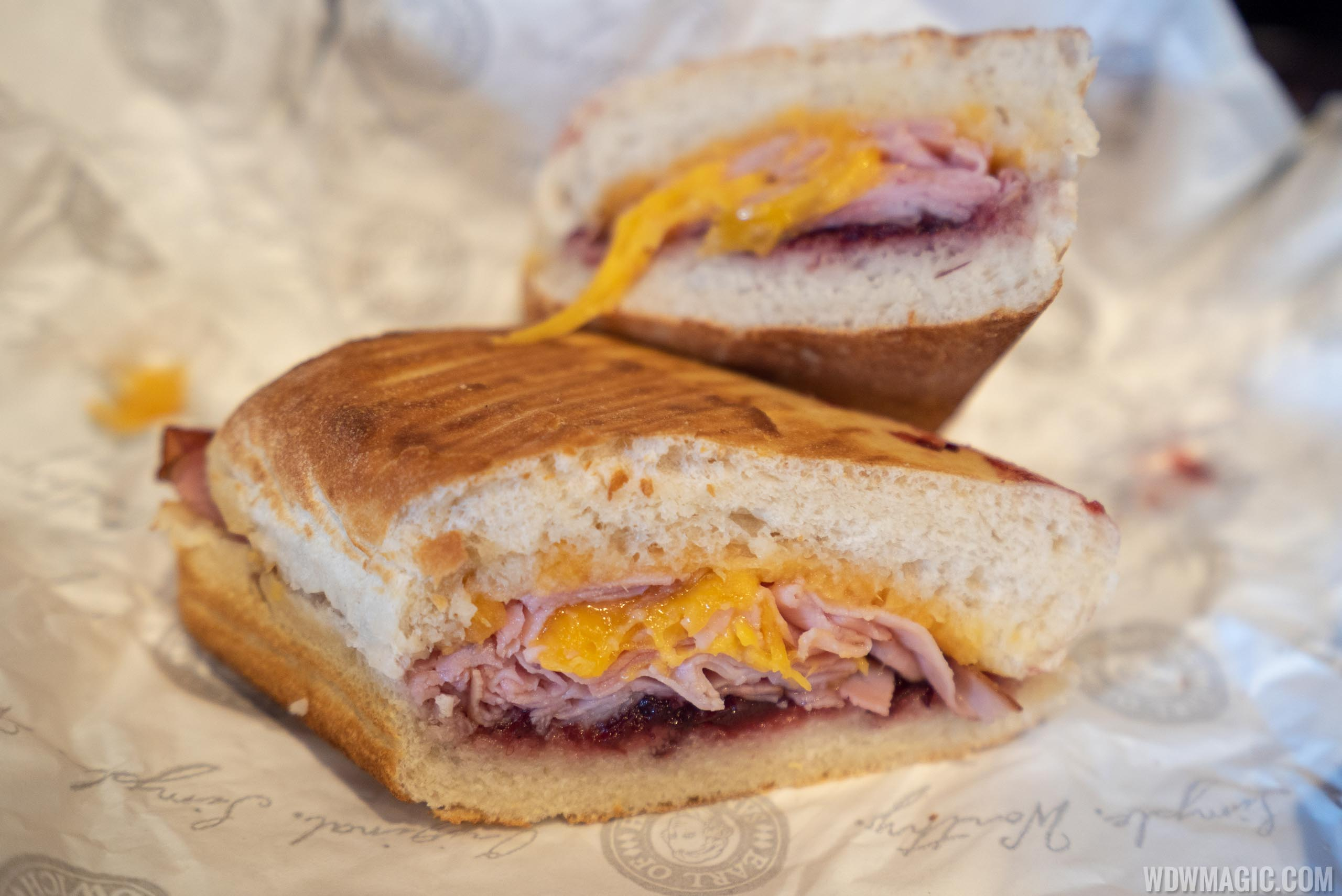 Earl of Sandwich - Holiday Ham Sandwich