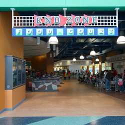 New End Zone Food Court