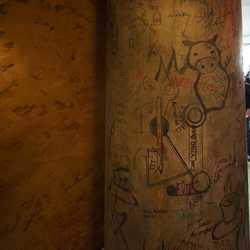 Inside Enzo's Hideaway